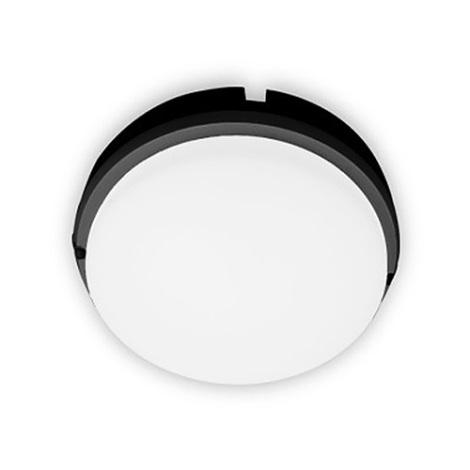 Brilagi - LED Industribelysning tak SIMA LED/12W/230V IP65 svart
