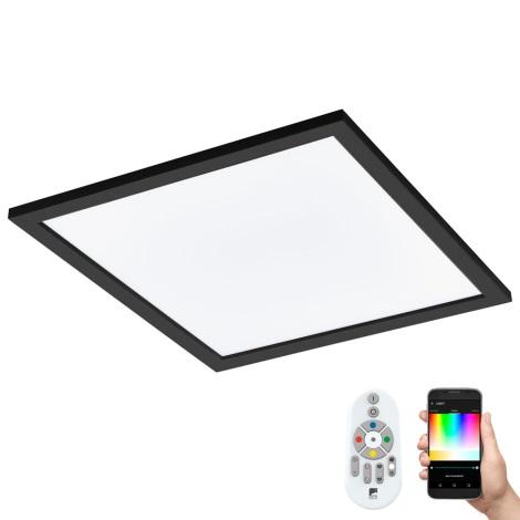 Eglo 99416 - LED RGB Dimbar Takbelysning SALOBRENA-C LED/20W/230V + Fjärrstyrd