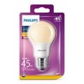 LED-lampa Philips E27/8,5W/230V 2000K